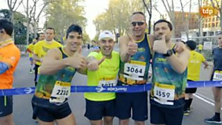 Atletismo - Media Maratón Villa de Madrid 2017