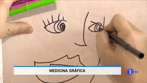Video: La medicina gráfica se ha erigido como una potente herramienta