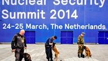 Ir al VideoMedio centenar de líderes mundiales, reunidos en La Haya para debatir sobre seguridad nuclear
