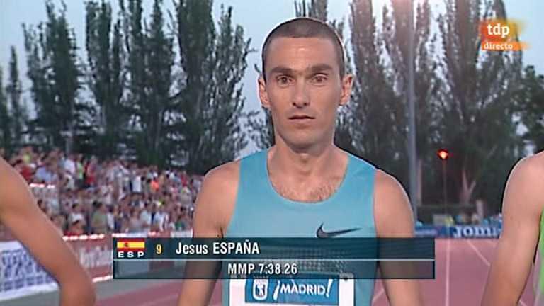 Atletismo - Meeting de Madrid 2013