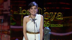 Mejor actriz principal - Premios Goya 2012