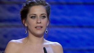Ver vídeo  'Mejor actriz revelación - Premios Goya 2012'