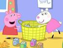 Imagen del  vídeo de Peppa Pig titulado LA MEJOR AMIGA