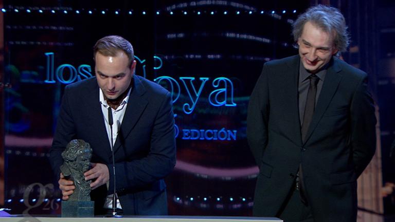 Mejor cortometraje de animación - Premios Goya 2012
