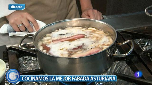 Más Gente - Más Cocina - La mejor fabada asturiana