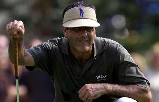 El mejor golfista español