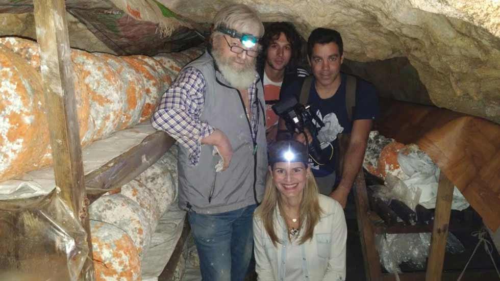 Aquí la Tierra-El mejor queso subterráneo