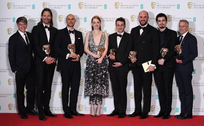 Las mejores imágenes de la gala de los premios Goya