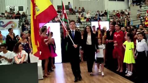 Los mejores momentos del Campeonato de España de Baile Latino 2017