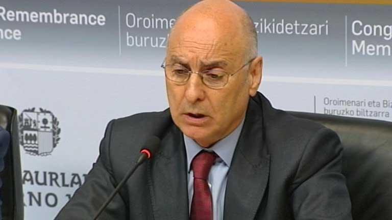 El Gobierno vasco prepara el Congreso sobre Memoria y Convivencia