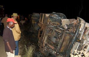 Al menos 111 muertos en Kenia