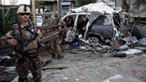 Ir al VideoAl menos 15 muertos en un ataque a un convoy de la OTAN en Afganistán
