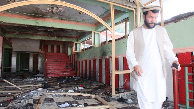 Al menos 17 muertos en un atentado en Afganistán