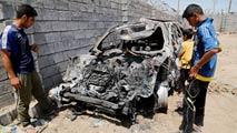 Ir al VideoAl menos 24 muertos en un atentado en Bagdad