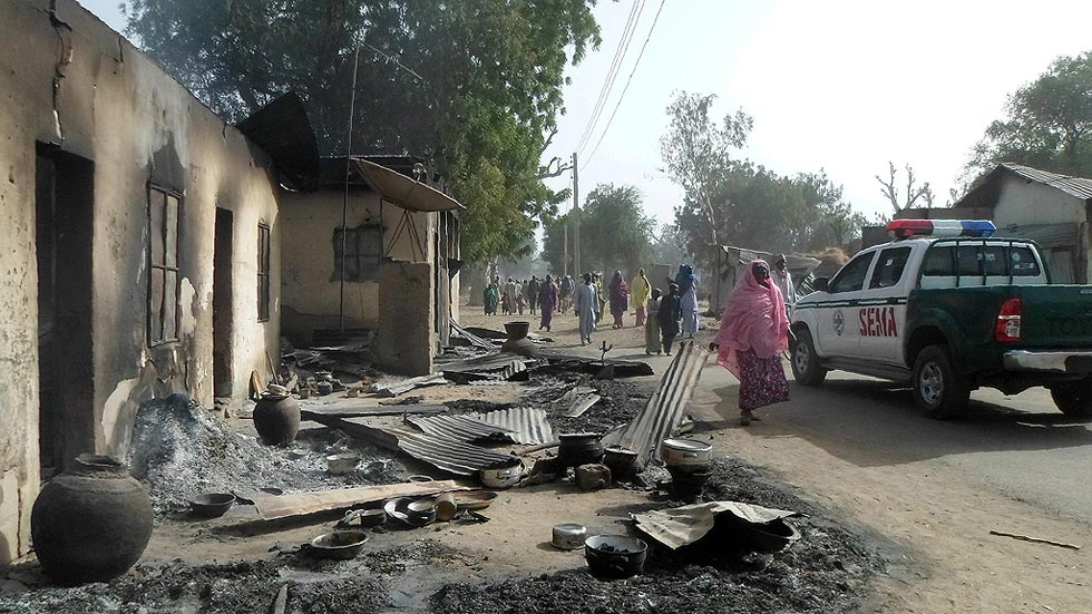 Al menos 65 muertos en un ataque de Boko Haram al norte de Nigeria
