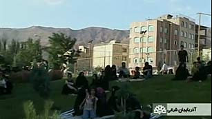 Al menos 80 muertos y 400 heridos tras una cadena de terremotos en el noroeste de Irán