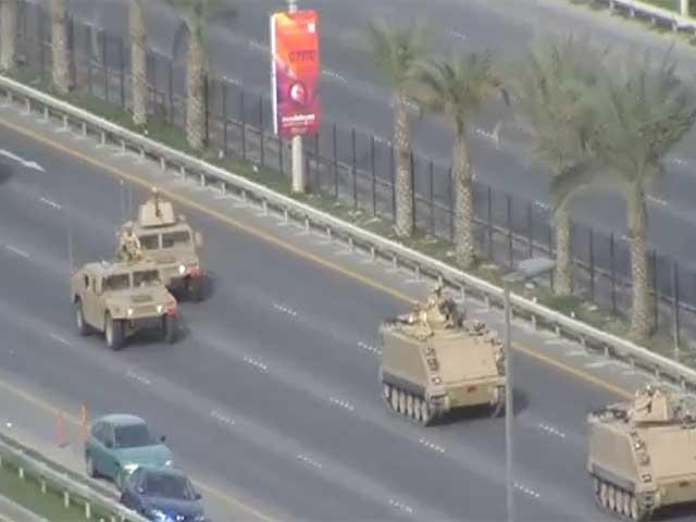 Al menos cuatro personas han muerto y un centenar están heridas en las manifestaciones en Banhréin