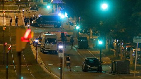 Al menos cuatro presuntos terroristas muertos en Cambrils tras intentar perpetrar un atentado