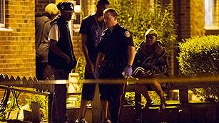 Al menos dos muertos y una veintena de heridos en un tiroteo en Canadá