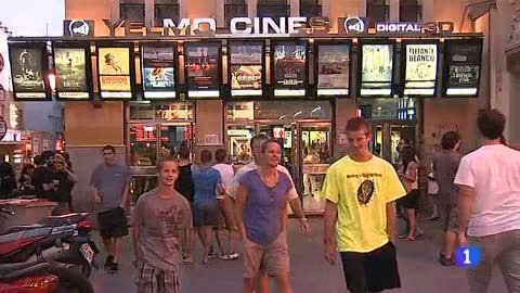 Menos espectadores y menos recaudación en cine, teatro y música en vivo