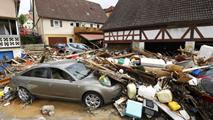 Al menos tres muertos en las inundaciones en el sur de Alemania