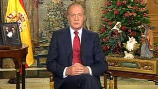 Mensaje de Navidad de Su Majestad el Rey de 2005
