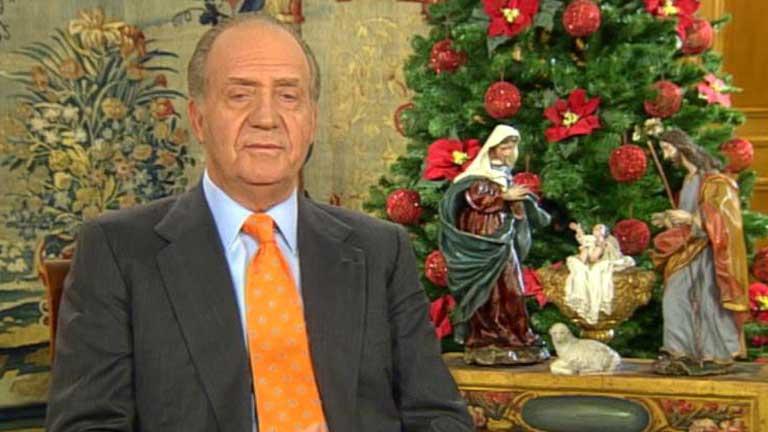 Mensaje de Navidad de Su Majestad el Rey de 2007