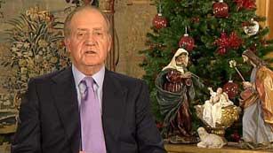 Mensaje de Navidad de Su Majestad el Rey de 2008