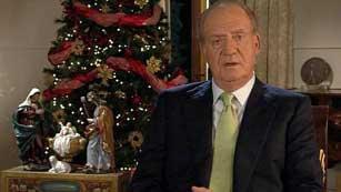 Mensaje de Navidad de Su Majestad el Rey de 2009