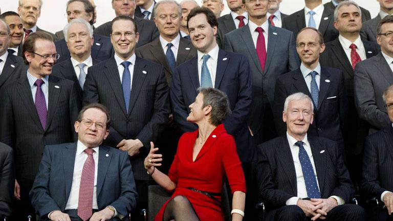 Alemania y Francia respaldan los presupuestos más austeros de la historia de la democracia