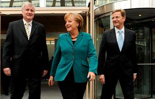 En Alemania comienzan las negociaciones para formar una nueva coalición de Gobierno