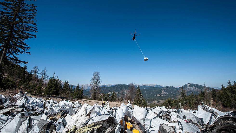 Un mes de la tragedia del vuelo de Germanwings
