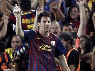 Messi da la victoria al Barça (3-2)