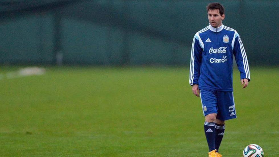 """Messi: """"Me quedaría siempre en el Barcelona, pero el fútbol es cambiante"""""""