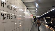 El metro de Bruselas recupera la normalidad tras los ataques terroristas