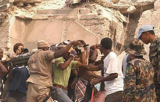 Se espera una huida en masa de haitianos a República Dominicana