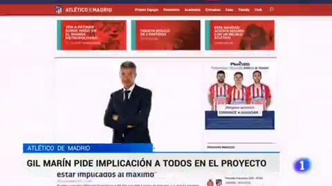 """Ir al VideoMiguel Ángel Gil Marín: """"Todos los jugadores son importantes, ninguno imprescindible"""""""