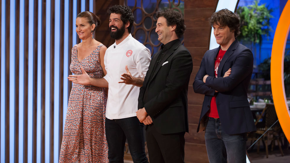 MasterChef Celebrity 2 - Miguel Ángel Muñoz vuelve a nuestras cocinas