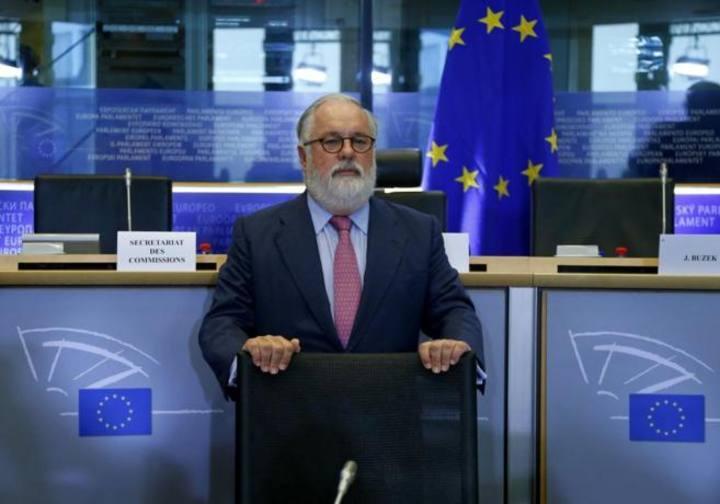 Miguel Arias Cañete, comisario europeo para Energía y Acción Climática