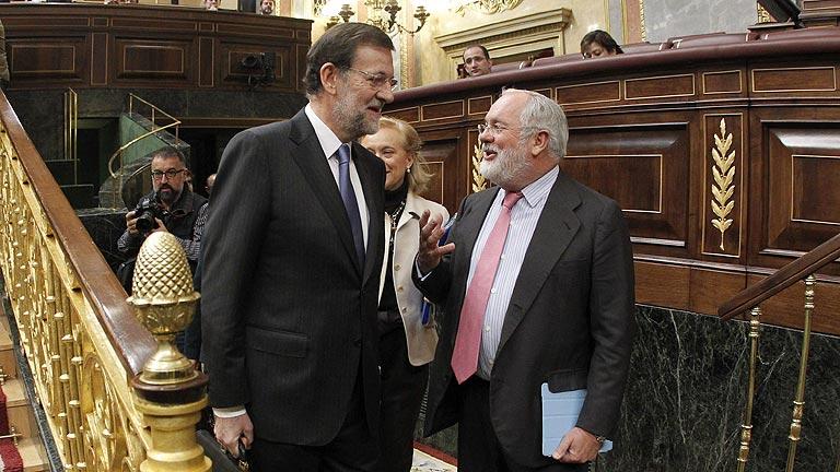Miguel Arias Cañete vuelve al Ministerio de Agricultura, Alimentación y Medio Ambiente