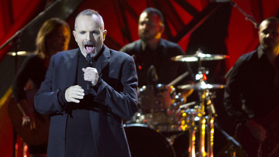 Miguel Bosé presenta su nuevo álbum acústico 'Bosé MTV Unplugged'