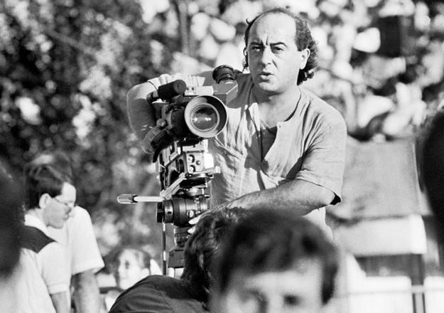 """Mikel Arregui, en """"una foto de la prehistoria"""", en palabras del fotógrafo que inmortalizó el momento"""