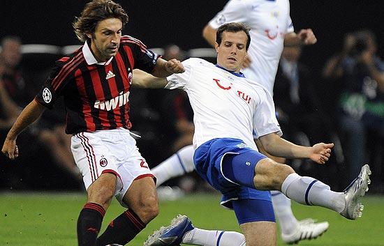 El Milan titubea en Europa