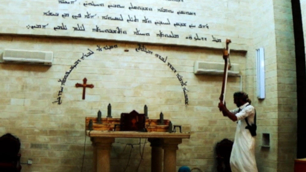 Miles de cristianos huyen en Oriente Próximo por el avance del yihadismo