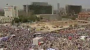 Miles de egipcios se concentran en Tahrir para pedir unas elecciones sin contol militar