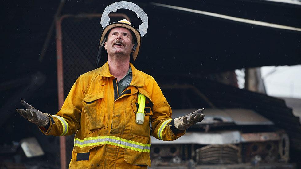 Miles de evacuados a causa de los graves incendios en el sur de Australia