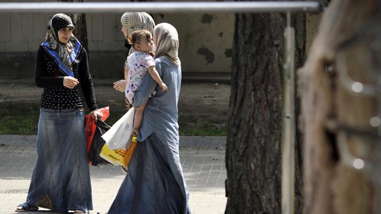 Miles de refugiados sirios llegan a Turquía
