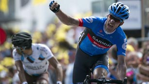 Millar gana la duodécima etapa del Tour