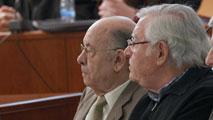 Ir al VideoMillet y Montull se sientan en el banquillo por los presuntos cobros del caso Palau