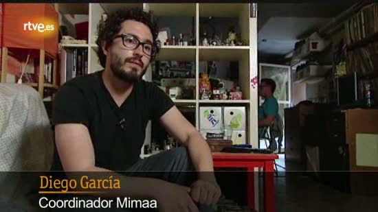 MIMAA 2011 y la escena